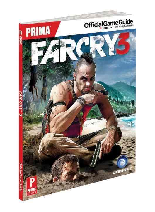 Far Cry 3:Prima Official Game Guide(Paperback / softback)