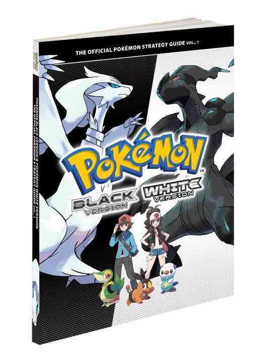 Pokemon Black & Pokemon White Versions: The Official Pokemon Strategy Guide (Paperback)