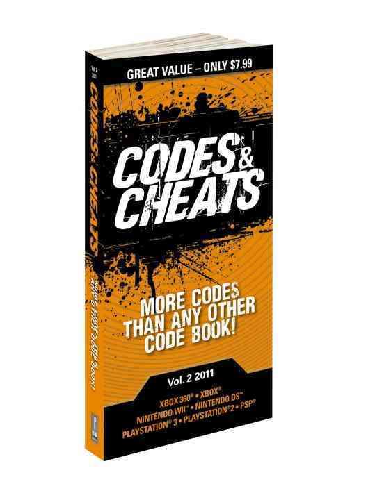 Codes & Cheats 2011 (Paperback)
