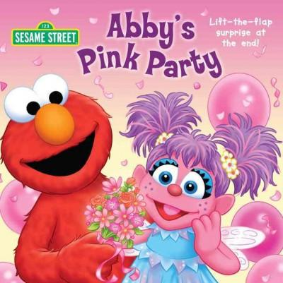 Abby's Pink Party (Board book)