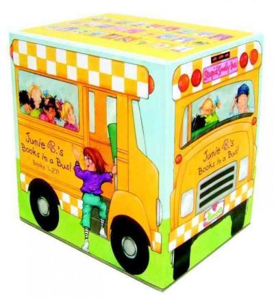 Junie B.'s Books in a Bus!: Books 1 - 27 (Paperback)