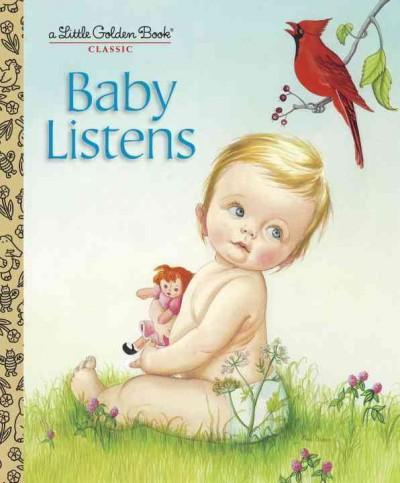 Baby Listens (Hardcover)