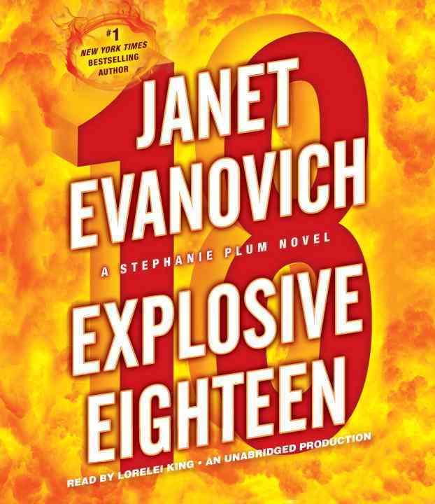Explosive Eighteen (CD-Audio)