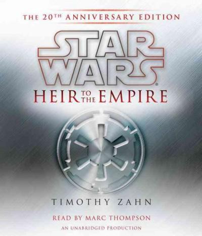 Heir to the Empire (CD-Audio)