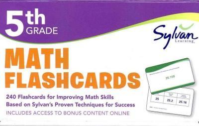 Math Flashcards, Fifth Grade (Cards)