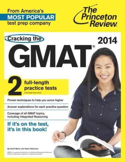 Cracking the GMAT 2014 (Paperback)