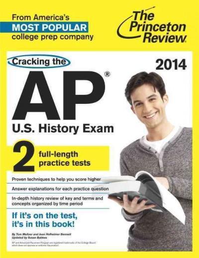 The Princeton Review Cracking the AP U.S. History Exam 2014 (Paperback)