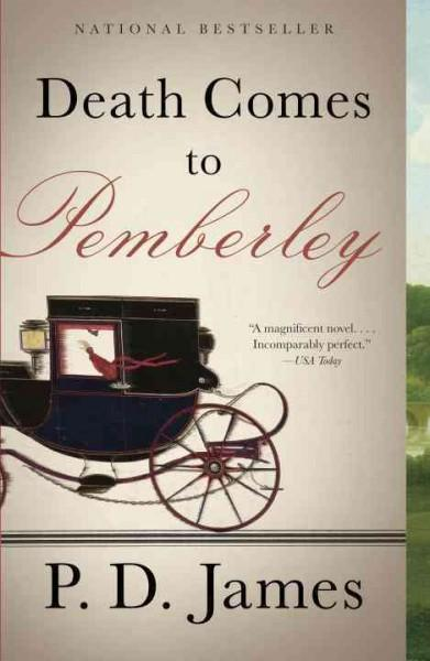 Death Comes to Pemberley (Paperback)
