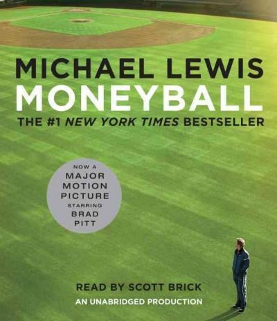 Moneyball: The Art of Winning an Unfair Game (CD-Audio)