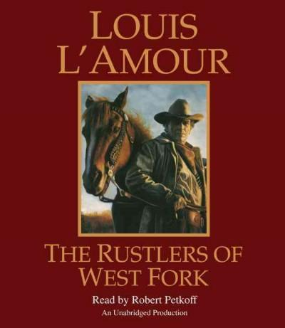The Rustlers of West Fork (CD-Audio)