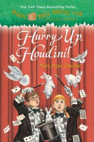 Hurry Up, Houdini! (Hardcover)