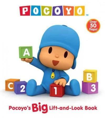 Pocoyo's Big Lift-and-Look Book (Board book)