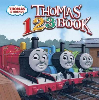 Thomas' 123 Book (Paperback)