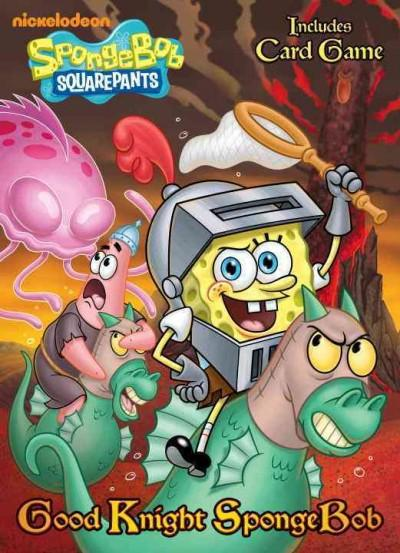 Good Knight Spongebob (Paperback)