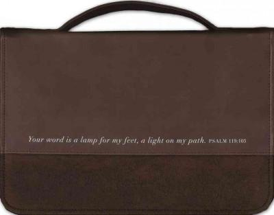 Your Word Large Book & Bible Cover (General merchandise)
