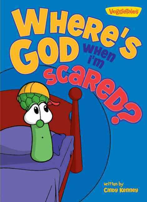 Where's God When I'm Scared? (Board book)