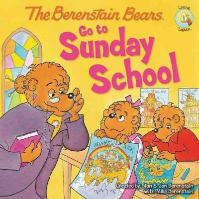 The Berenstain Bears Go to Sunday School (Paperback)