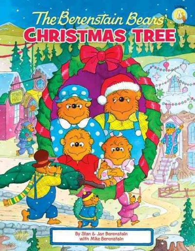 The Berenstain Bears' Christmas Tree (Hardcover)