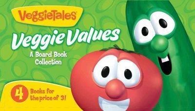 Veggie Values (Board book)