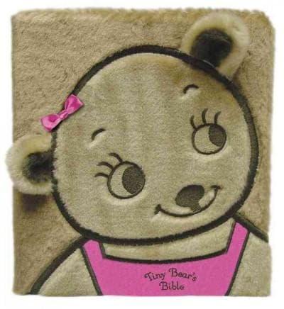 Tiny Bear's Bible (Board book)