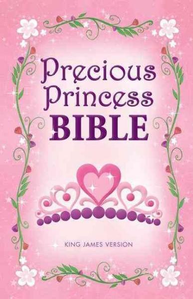 Holy Bible: Precious Princess Bible, King James Version, Thinline Edition (Hardcover)