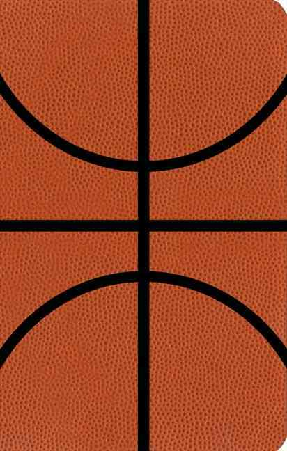 Holy Bible: New International Version, Basketball, Leather-Look, Sports Collection Bible (Paperback)