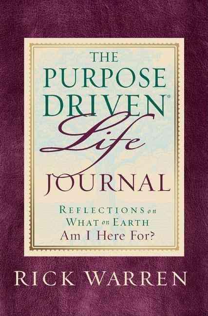 Purpose Driven Life Journal