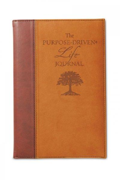 The Purpose Driven Life Journal (Hardcover)