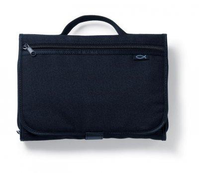 Tri-fold Organizer Black Extra Large Book & Bible Cover (General merchandise)