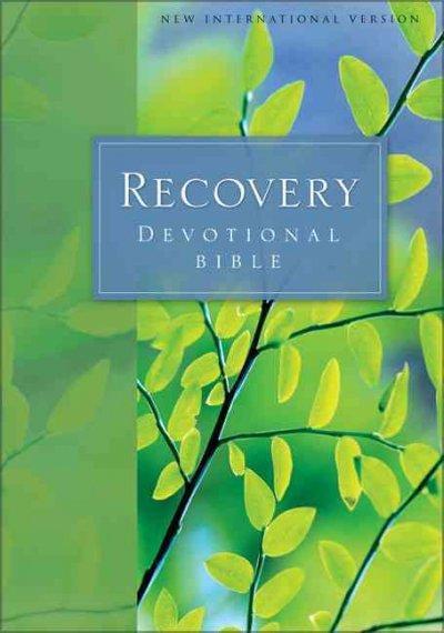 Recovery Devotional Bible: New International Version (Paperback)