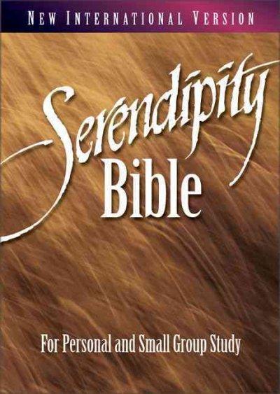 Serendipity Bible: New International Version (Hardcover)