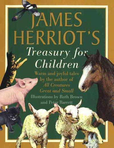 James Herriot's Treasury for Children (Hardcover)