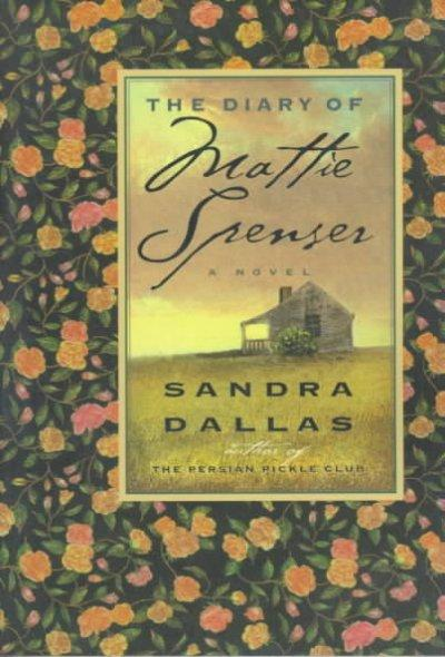 The Diary of Mattie Spenser (Paperback)