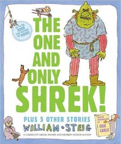 The One and Only Shrek: Plus 5 Other Stories (Hardcover)