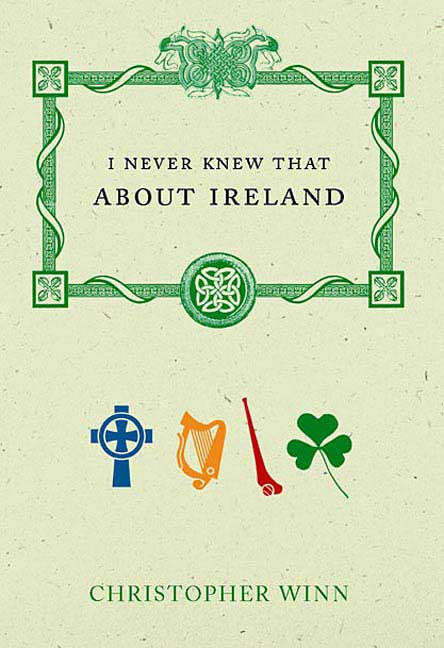I Never Knew That About Ireland (Hardcover)