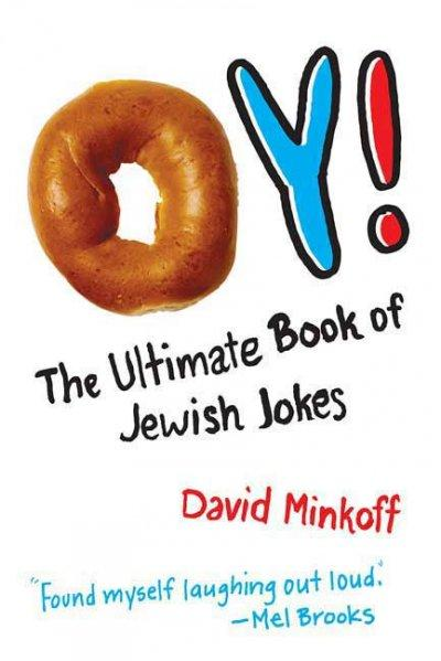 Oy!: The Ultimate Book of Jewish Jokes (Paperback)
