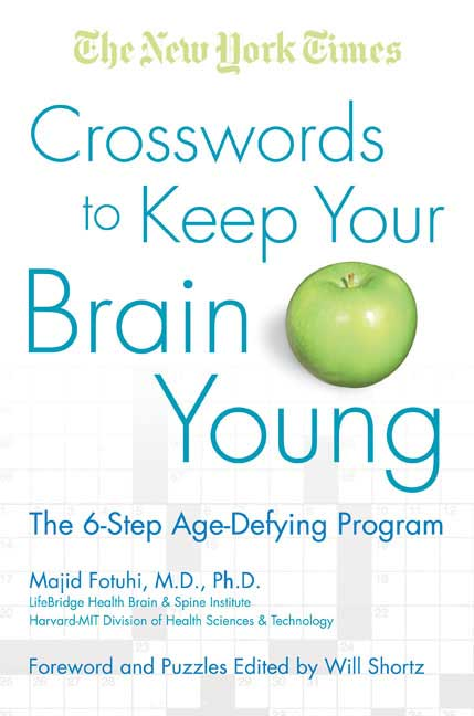 Crosswords to Keep Your Brain Young: The 6- Step Age-Defying Program (Paperback)