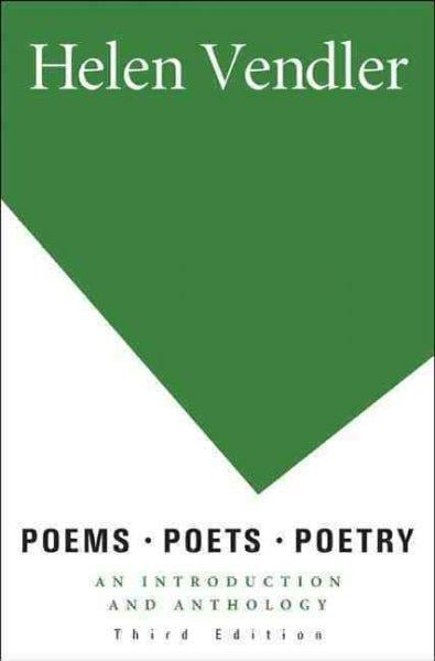 Poems, Poets, Poetry: An Introduction and Anthology (Paperback)
