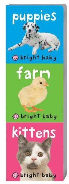 Bright Baby Chunky Pack: Puppies, Farm, Kittens (Hardcover)