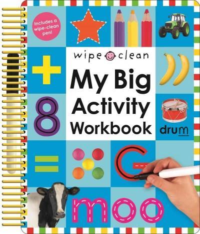 My Big Activity Work Book (Paperback)