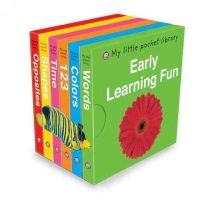 Early Learning Fun (Board book)
