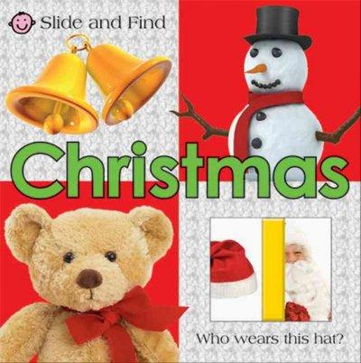 Slide and Find Christmas (Board book)