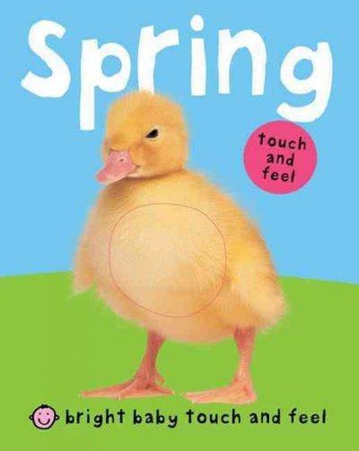 Spring (Board book)