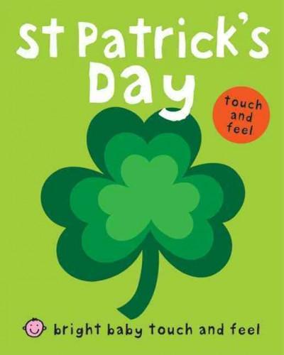 St. Patrick's Day (Board book)
