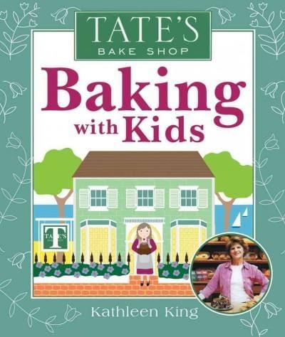 Tate's Bake Shop Baking With Kids (Hardcover)