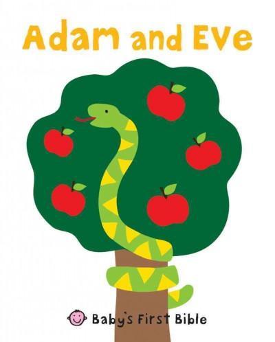 Adam and Eve (Board book)