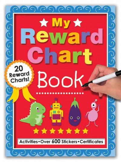 My Reward Chart Book (Paperback)