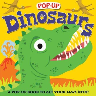 Pop-Up Dinosaurs (Hardcover)