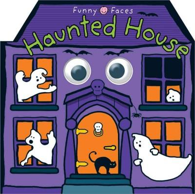 Haunted House (Board book)