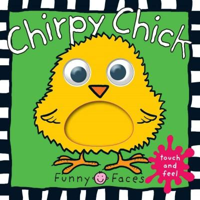 Chirpy Chick (Board book)